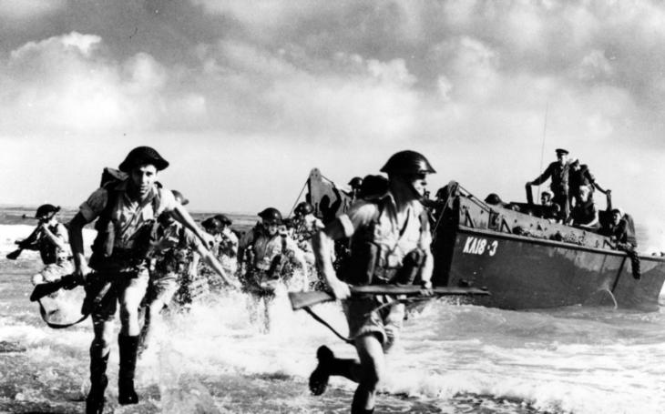 Před 75 lety začal Den D. Spojenci se vylodili v Normandii