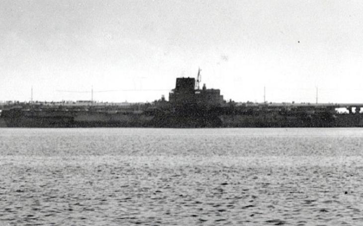 IJN Shinano, gigantická letadlová loď císařského Japonska