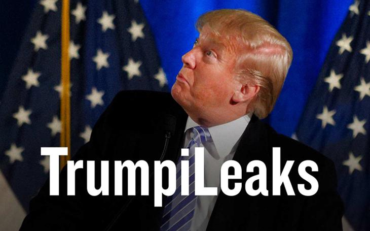 Filmař Moore spustil web pro vynášení informací na Trumpa