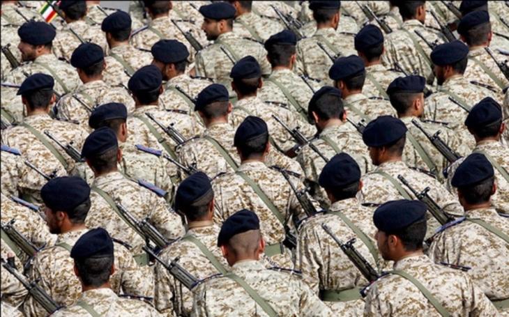Příprava na válku? Íránské revoluční gardy obvinily Saúdskou Arábii ze zosnování útoků v Teheránu