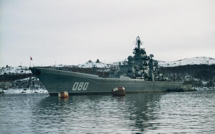 Návrat oživeného jaderného monstra třídy Kirov k ruskému námořnictvu se opět posouvá