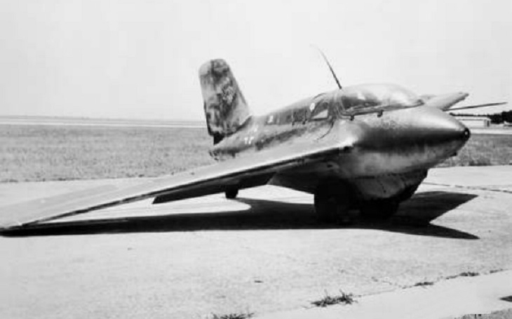 Legenda Luftwaffe a Hitlerova oddaná pilotka, Hanna Reitsch v Me-163