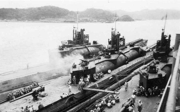 Obrovská japonská ponorka měla jako podmořská letadlová loď zlomit vůli Američanů bojovat