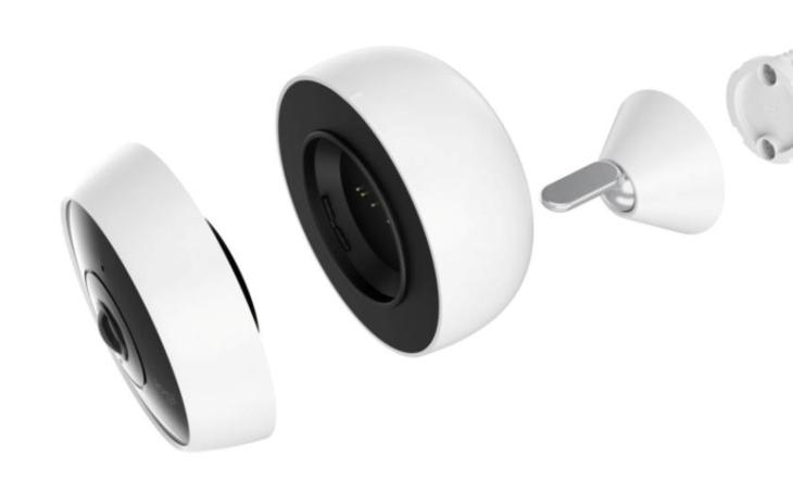 Logitech představuje nejjednodušší bezpečnostní kameru pro domácnosti. Můžete ji umístit, kam chcete