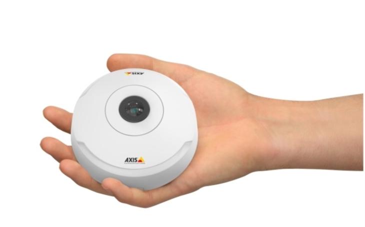 Axis rozšiřuje technologii Zipstream. Podporuje nyní nové kamery spokrytím 360° a rozlišením 4K