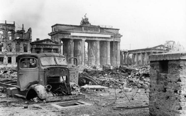 Hitlerův bunkr v Berlíně chránila fanatická jednotka Francouzů