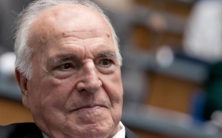 Zemřel bývalý německý kancléř Helmut Kohl