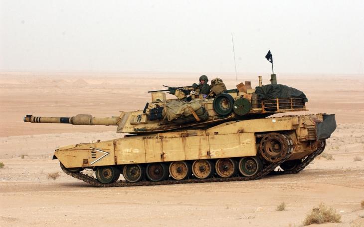 (VIDEO) M1 Abrams vs. bomba v aute