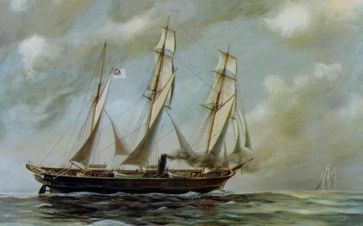 CSS Alabama: Konec korzára Konfederace
