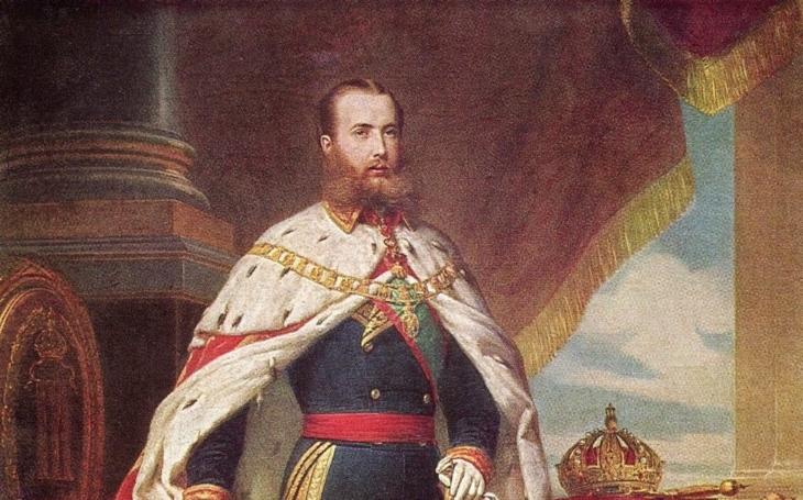 Maxmilián I. Mexický: císař, který skončil před popravčí četou