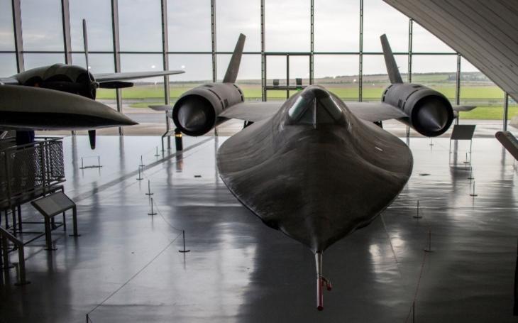 Nástupce slavného špionážního letounu SR-71 bude ,,extrémně&quote; rychlým strojem