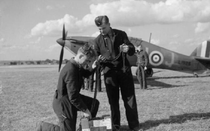 Slováci v Royal Air Force. Příběhy ryzího vlastenectví a osobní odvahy