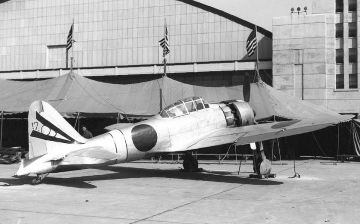 Jak havarované Zero změnilo průběh války v Pacifiku
