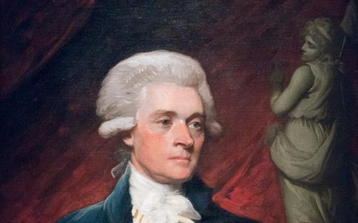 VIDEO: Archeologové objevili pokoj otrokyně, s níž měl americký prezident Jefferson šest dětí