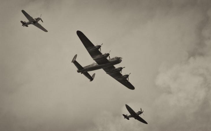 Bitva o Británii začala 10. července 1940