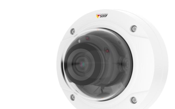 Technologie Forensic WDR společnosti Axis umožňuje využívat předností širokého dynamického rozsahu unových kamer svysokýmrozlišením