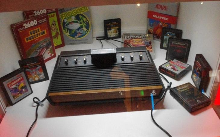 Návrat legendy. Atari představilo novou podobu konzole Ataribox
