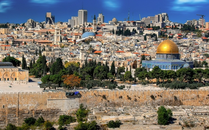 Teror v Jeruzalémě: 5 mrtvých