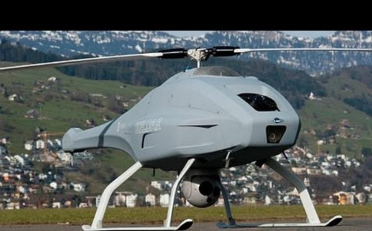 Nový ruský helikoptérový dron VRT-300 bude ,,specialistou&quote; na průzkum Arktidy