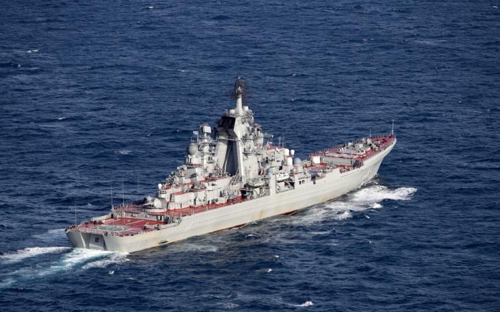 Ruské jaderné křižníky míří ke Skagerraku