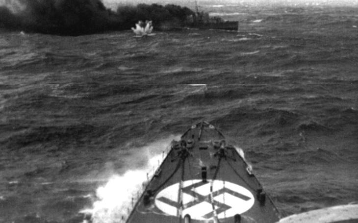 Souboj Davida a Goliáše aneb HMS Glowworm proti Hitlerovu křižníku