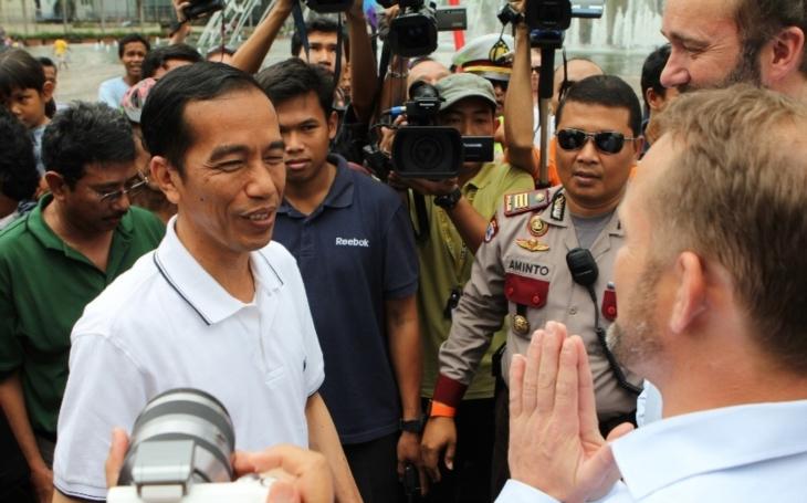 ,,Sejměte je, nemějte žádné slitování&quote;. Indonéský prezident se v boji proti drogám inspiroval Filipínami