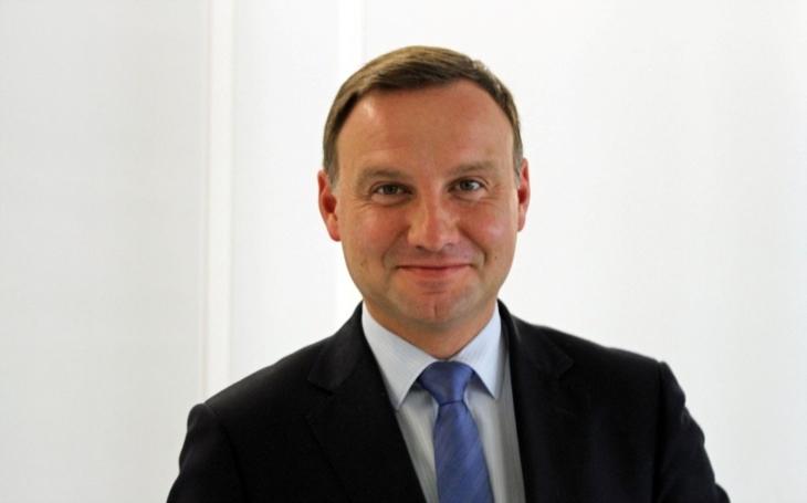 Polský prezident chystá veto kontroverzních zákonů o soudech