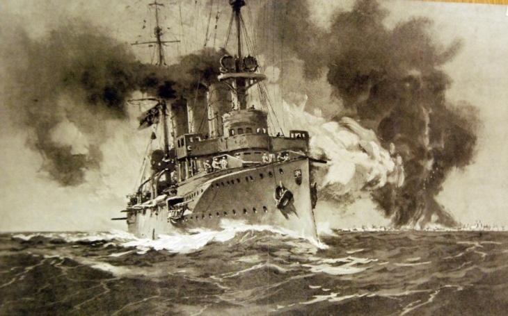 Když vlastní loď opustí posádku. Němečtí námořníci na strastiplné cestě domů přežili i nemožné