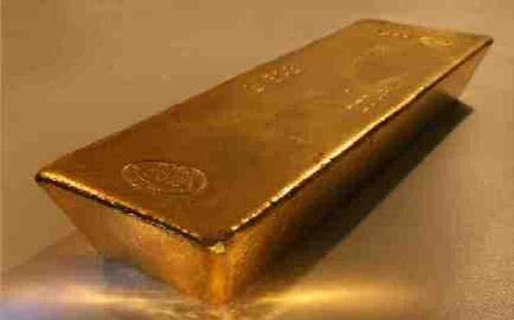 Největší zásobu zlatých rezerv mají USA. ,,Chuďasem&quote; je Rusko