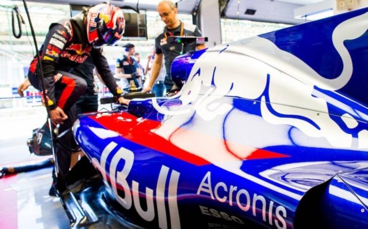 Acronis slaví rok spolupráce s týmem F1 Scuderia Toro Rosso silným růstem a partnerskou podporou