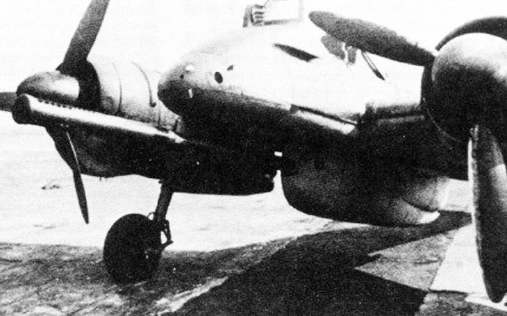 Hitlerova A-10, louskáček na tanky Henschel Hs 129