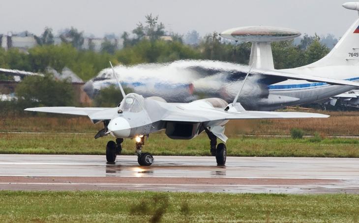Bude ruský stíhač piatej generácie Su-57 len stratou času ? Zatiaľ Rusom postačia osvedčené Su-35