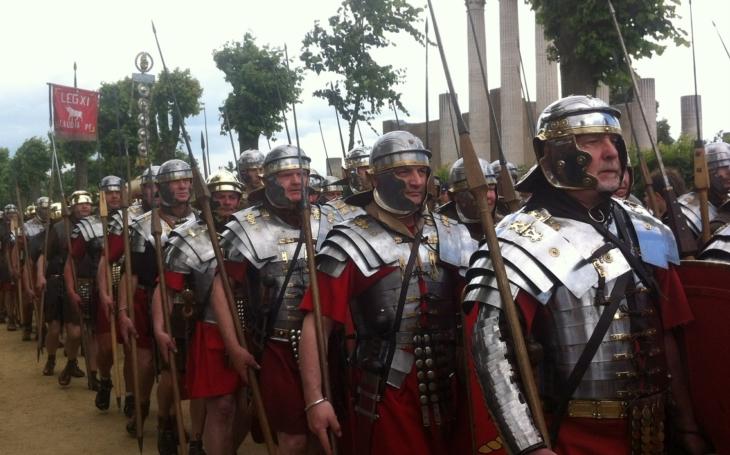 Jak získaly svá jména slavné římské legie