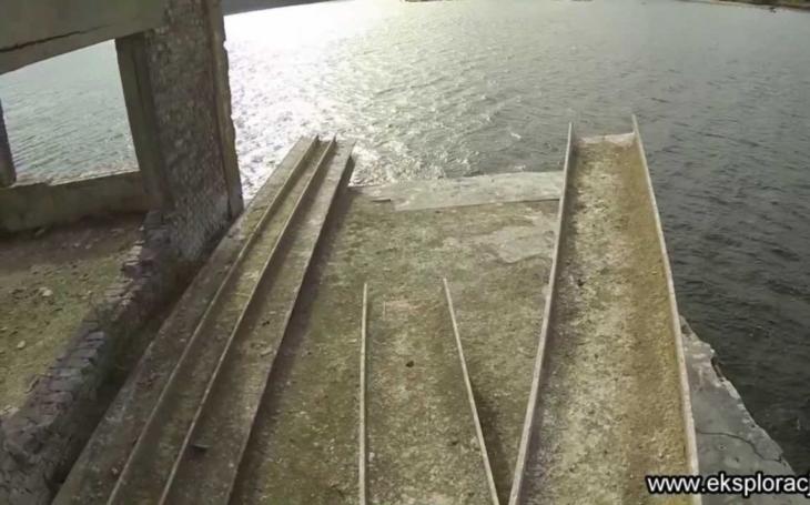 Nacistická zkušební torpédová stanice stále ,,straší&quote; u polského pobřeží