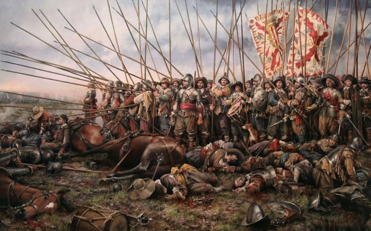 4 legendárne vojenské jednotky do 18. storočia