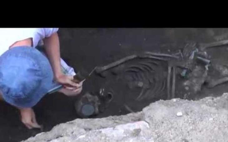 VIDEO: Archeologové našli na Sibiři 3 000 let starého ,,Vlada Napichovače&quote;