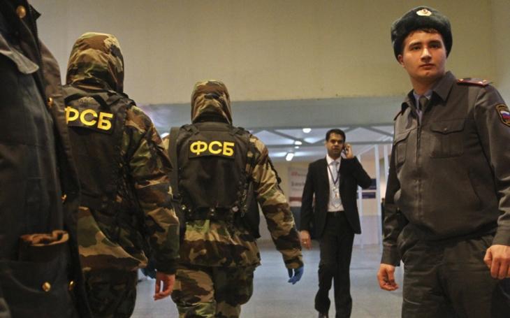 Ruská federálna bezpečnostná služba zadržala teroristov napojených na ISIS, plánovali útoky na verejnú dopravu