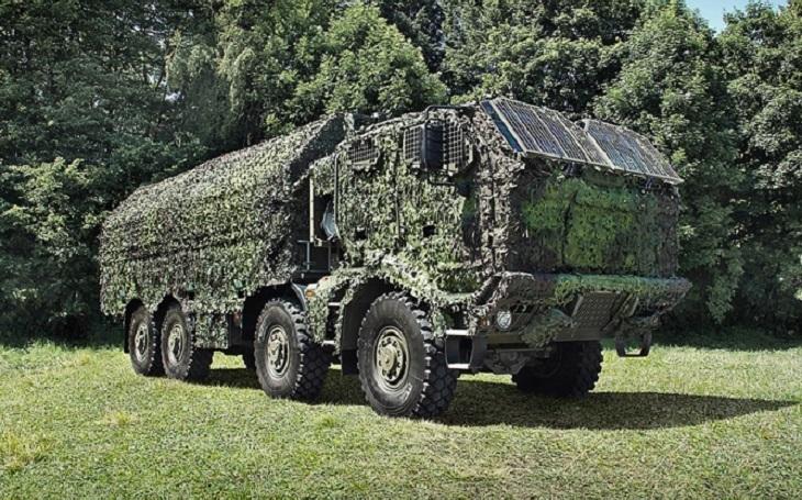 Čtyřicet jedna Tatrovek pro Armádu České republiky