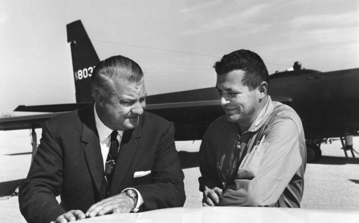 Zajatý americký pilot Garry Powers odsouzen v SSSR k 10 letům vězení