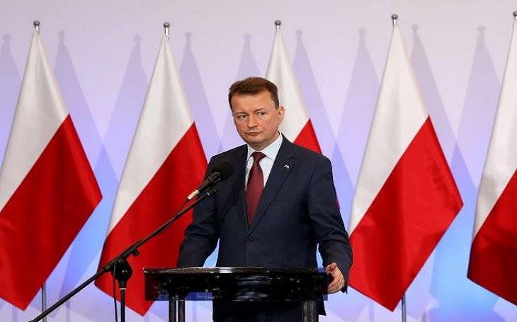 Polský ministr vnitra bez skrupulí: Evropa se musí vypořádat se střetem civilizací