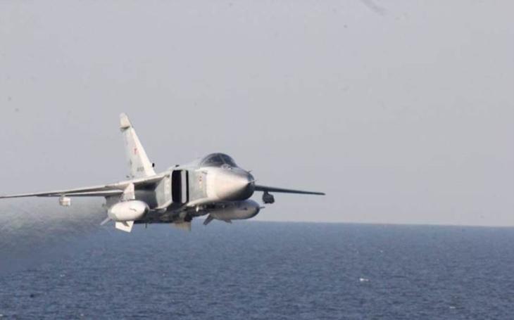 Ruské vzdušné síly zlikvidovaly přes 200 islamistů mířící do syrského města Dajr az-Zaur