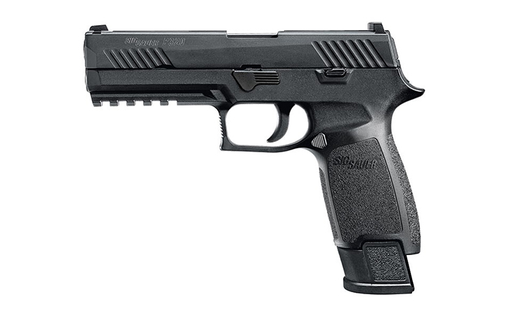 Americká armáda má velký problém s novou pistolí - může sama vystřelit