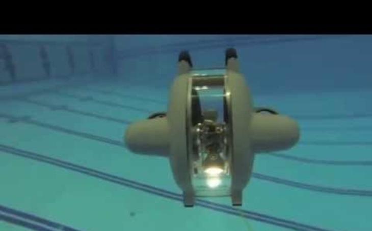 Rusko vyvinulo mikroroboty, kteří se mohou dostat po arktický led
