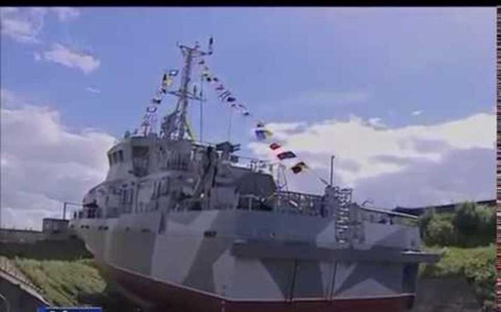 Ruskou Severní flotilu posílil protisabotážní člun Gračonok