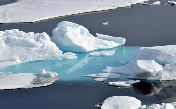 Stane se Arktida dalším Jihočínským mořem?