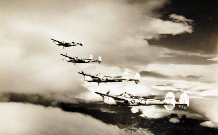 Brutální souboj mezi americkými a sovětskými piloty nad Srbskem