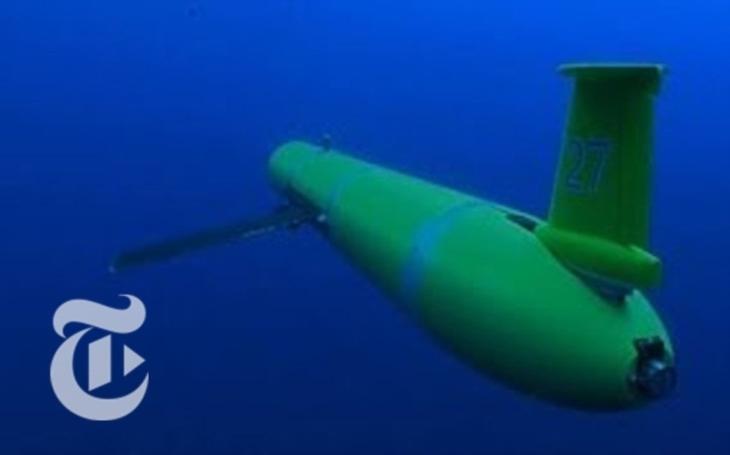 US Navy vyvíjí bezdrátové nabíjecí stanice pro autonomní plavidla bez posádky