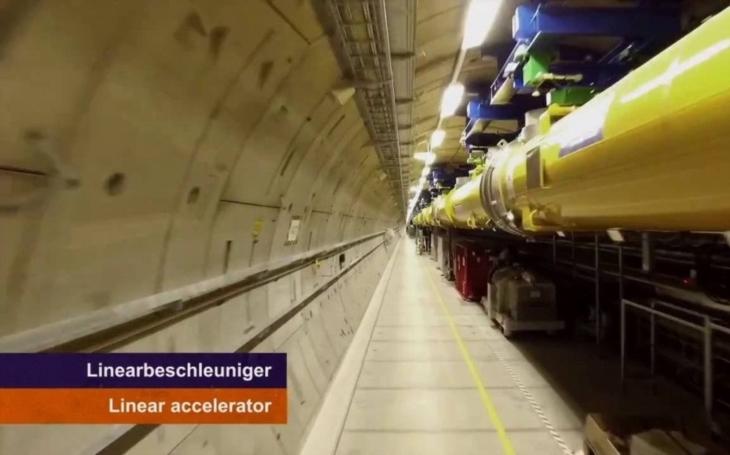 Největší rentgenový laser byl otevřen v Hamburku. Kolos stál přes 31 miliard korun