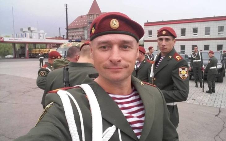 Do Česka se vrátím jedině na ruském tanku nebo jako partyzán, říká v rozhovoru pro SM žoldnéř v armádě Doněcké národní republiky Alois Polák
