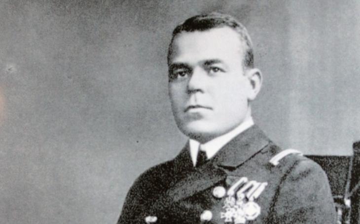 Českoněmecké ponorkové eso z první světové války zastřelili v roce 1945 Sověti v Brně